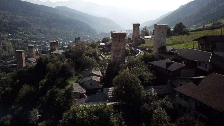 Georgian Svan towers1
