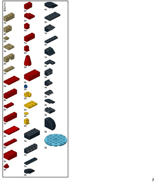 Macross Minmay LEGO Doll