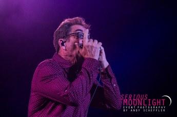 Huey Lewis & The News - PNE Amphitheatre - Vancouver, BC - August 27, 2017