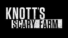 Scary Farm Logo White Font
