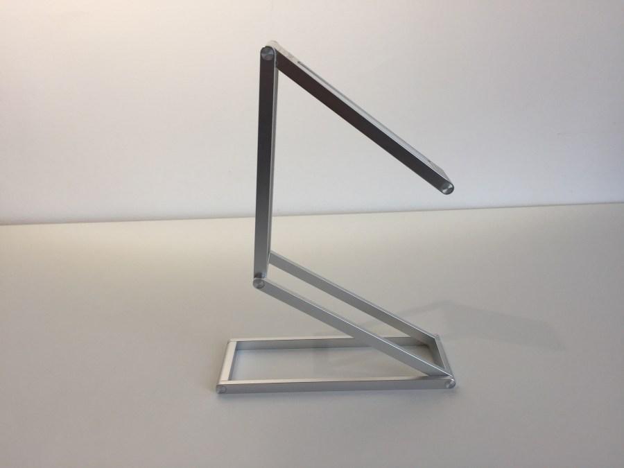 20170904 Lampe de bureau Aukey LT-ST7 portable, rechargeable et pliable 11