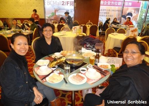 Hong Kong Food + Shopping