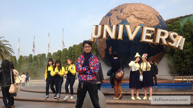 2 Hari Keliling Osaka - Universal Studios Japan