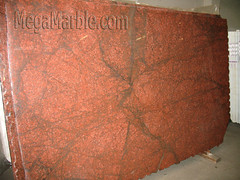 Red dragon Granite slabs for countertop