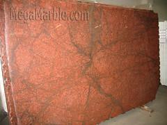 Red dragon Granite slabs for countertop