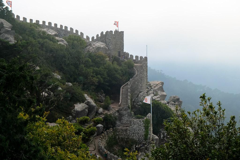 Moors Castle   Lisbon to Sintra Day Trip