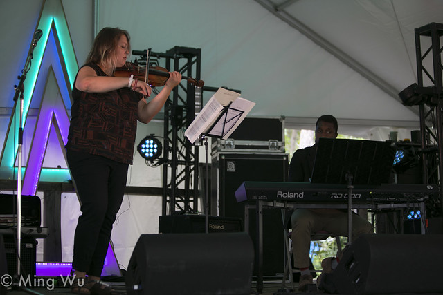 Forest Strings Duo @ Arb2017