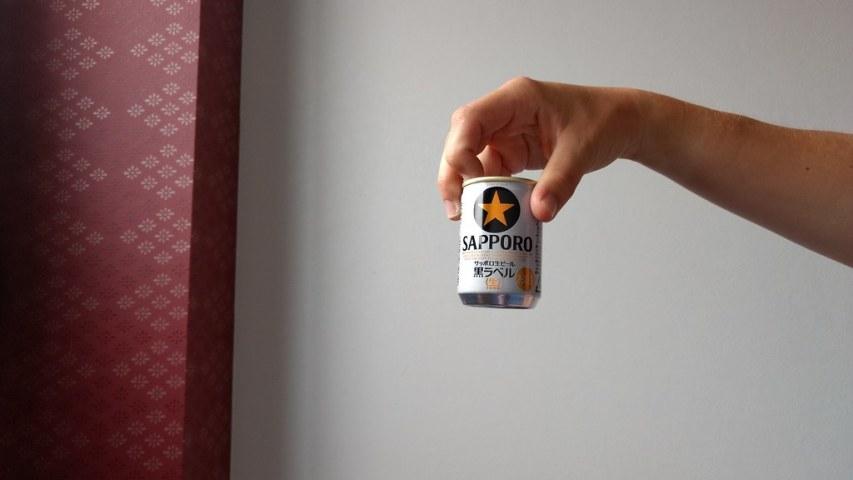 Tiny Sapporo!