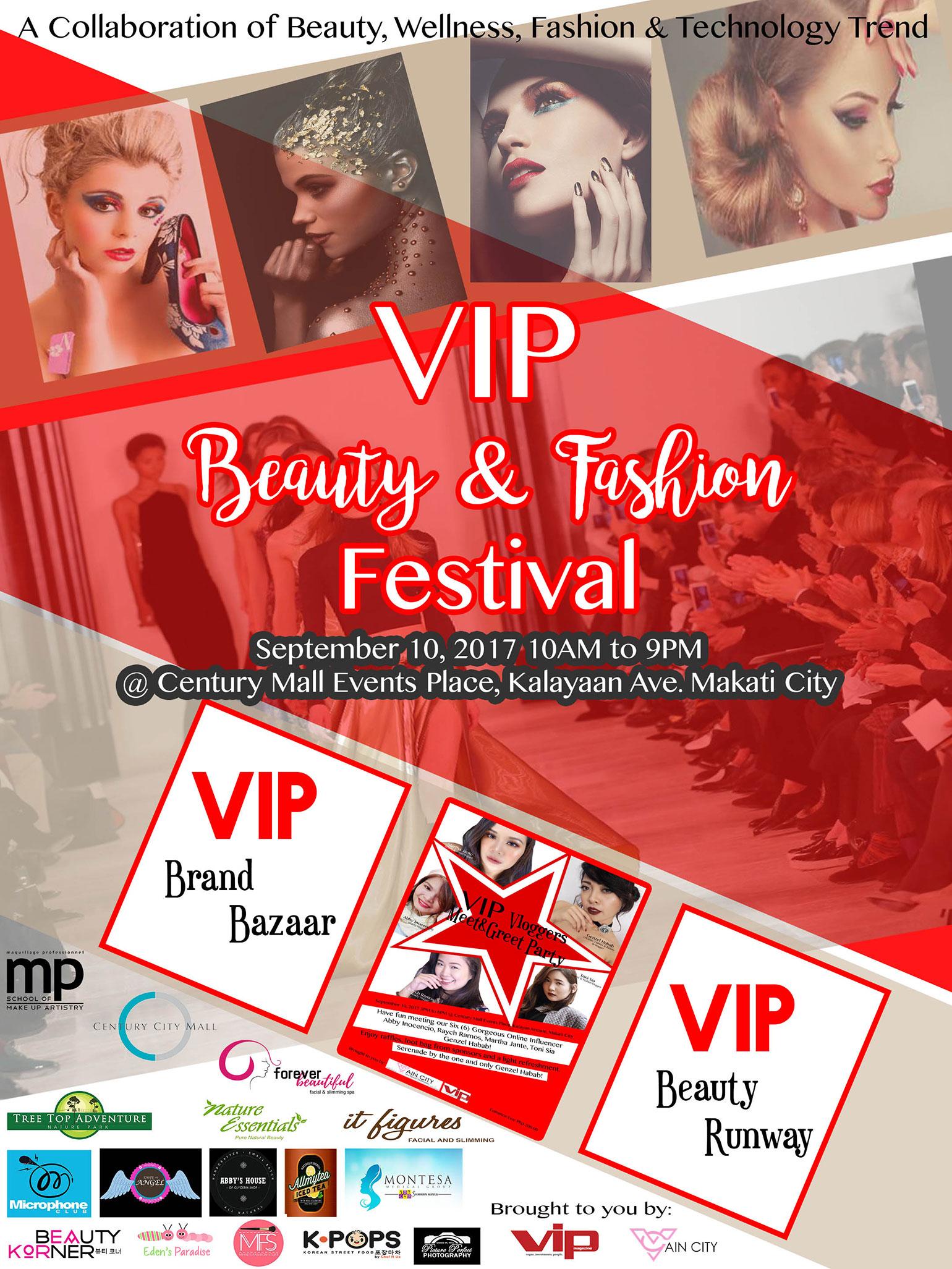 1 VIP Magazine - Vain City - VIP Vloggers Meet and Greet