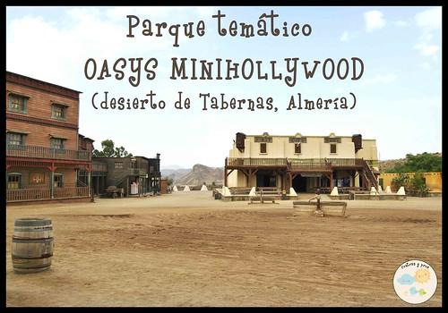 Parque temático Oasys MiniHollywood