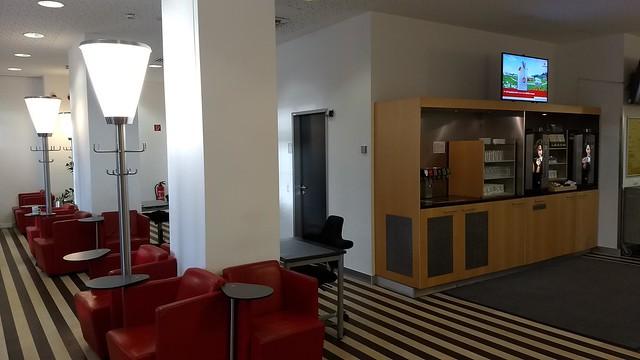 DB Lounge Stuttgart Hbf