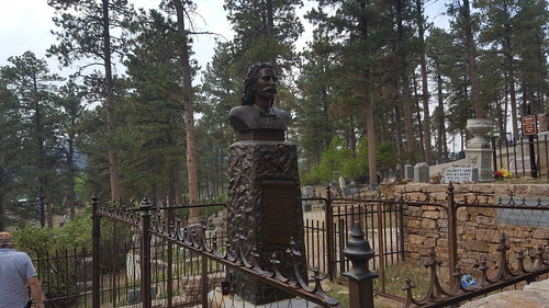 Wild Bill Hickok's gravesite