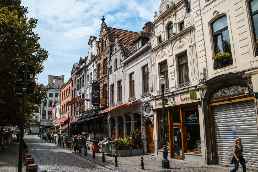 Sainte Catherine, Bruxelles