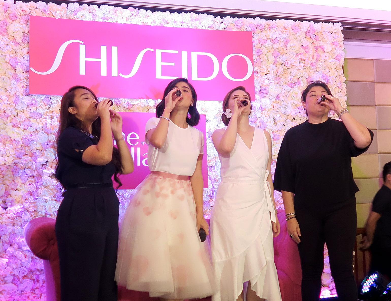 10 Shiseido The Collagen PH - Gen-zel She Sings Beauty