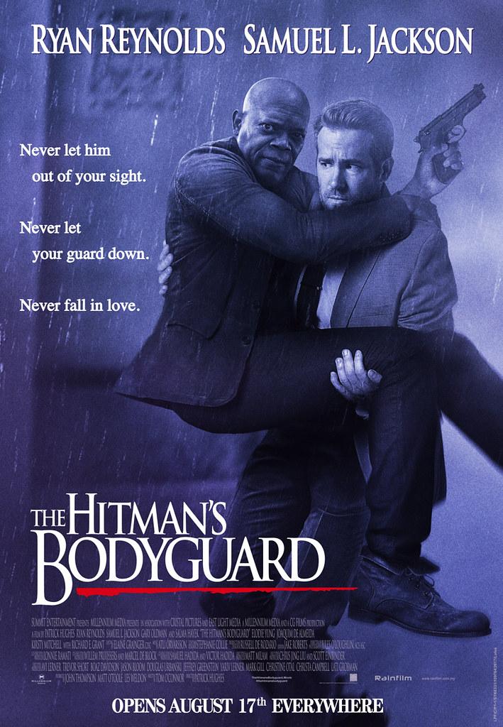 Peraduan Premiere With Budiey Filem THE HITMAN'S BODYGUARD