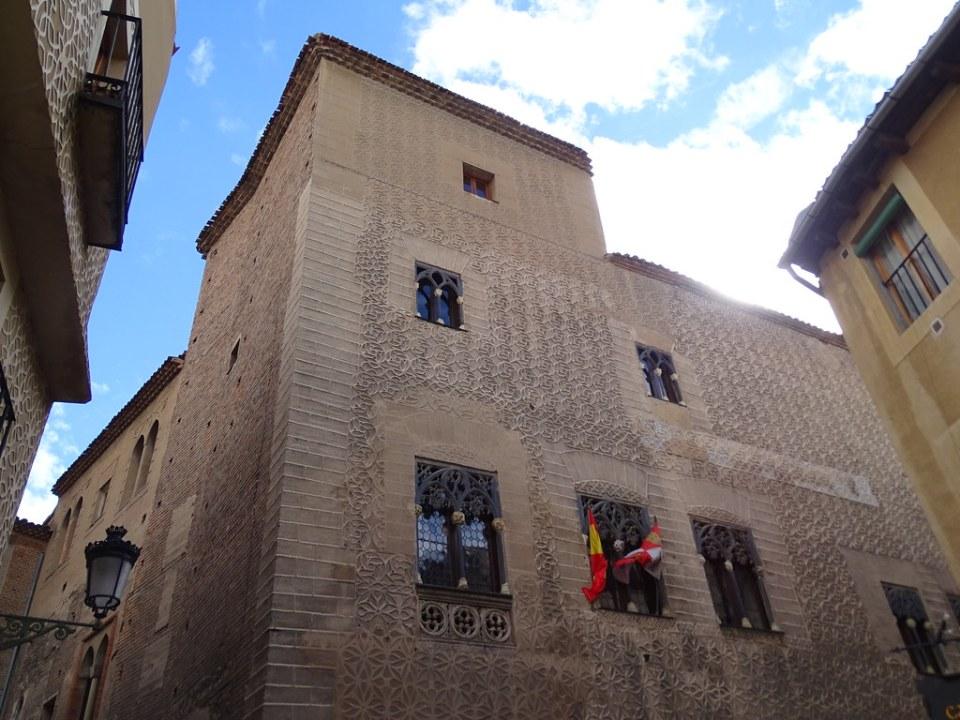 Segovia Palacio de Cascales Conde de Alpuente 02