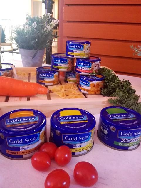 Gold Seas tuna