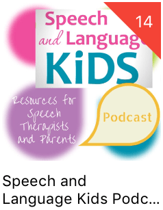 speech and language kids