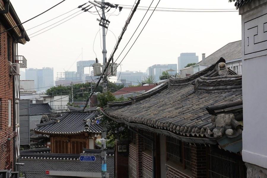 village bukchon seoul