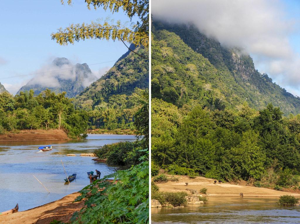 billige overnatninger i laos