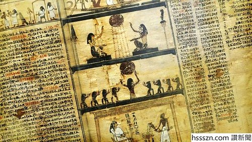 ancient-egyptian-papyrus-pyramids-ancient-art-egypt-wide-screen_547_308
