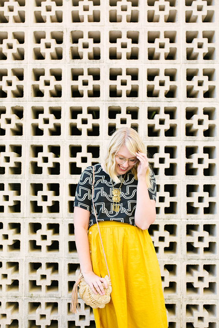 austin fashion blogger writes like a girl vintage geometric top9