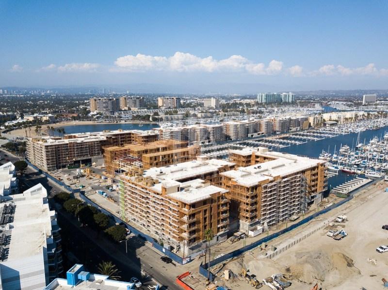 AMLI Marina Del Rey Construction