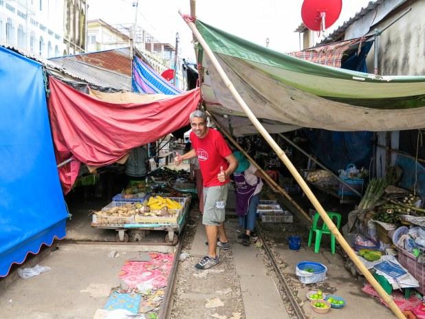Mae Klong Market