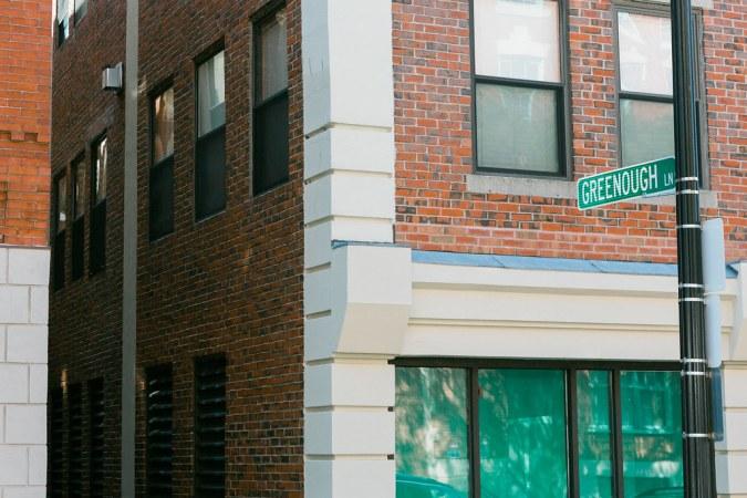 Greenough Street - Boston