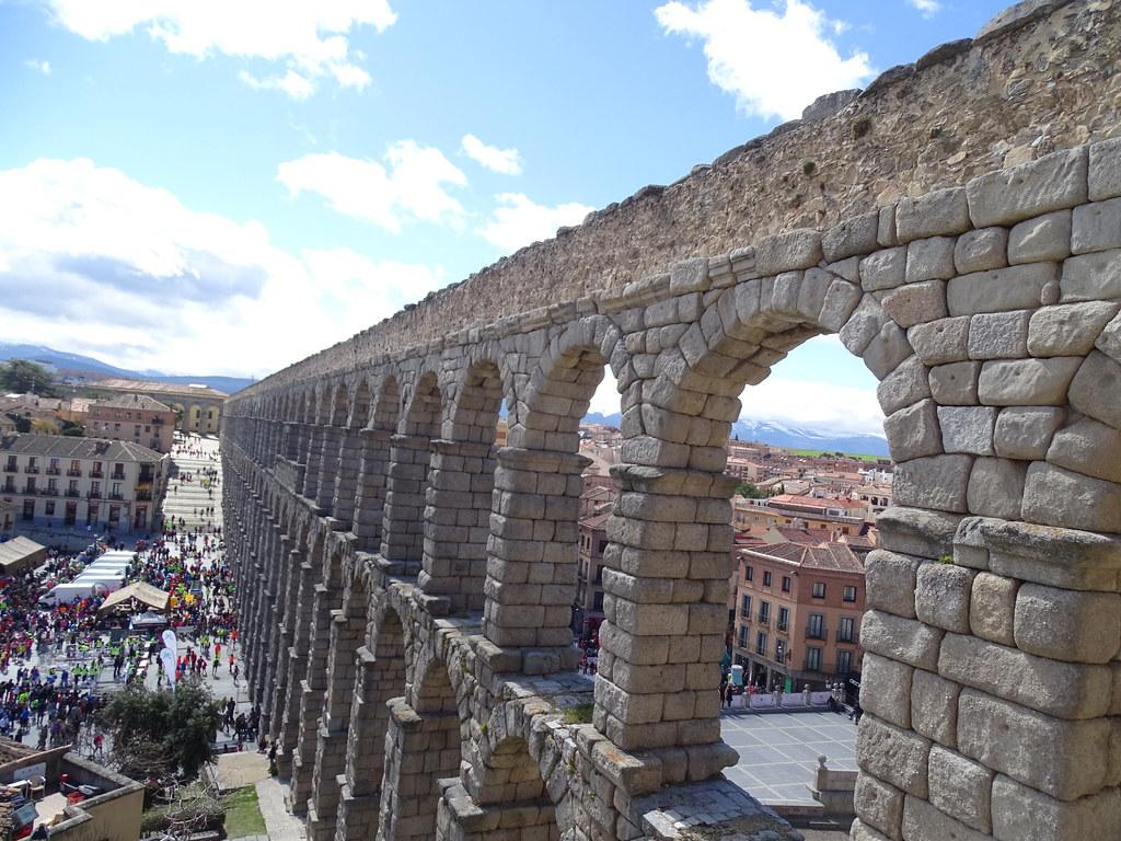Acueducto de Segovia 08