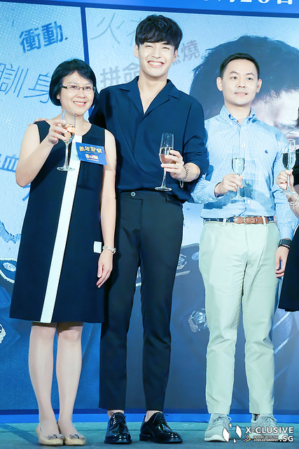 Kang Ha Neul and Director Kim Joo Hwan