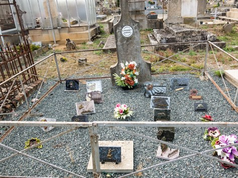 Cemetery Saint Sulpice le Dunois