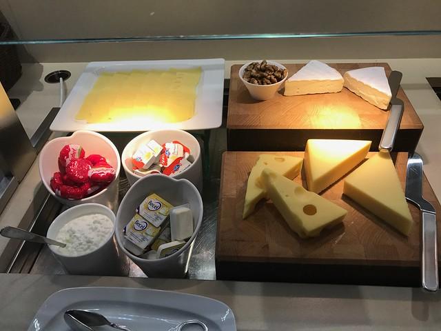 Petit Déjeuner - SHeraton Zurich