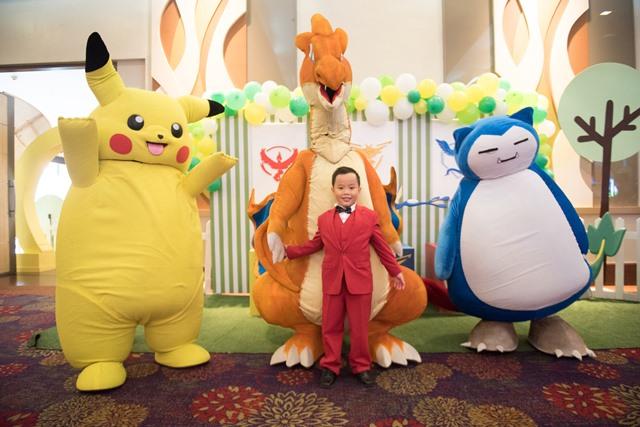 pokemon party family