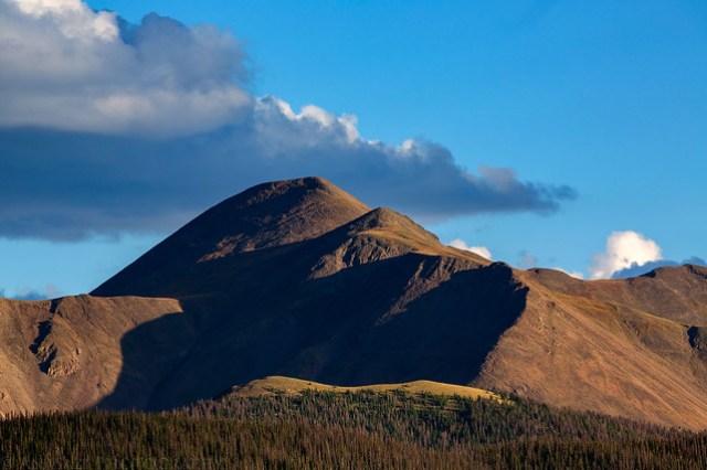 Antora Peak