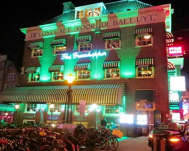 Amsterdam sex drugs