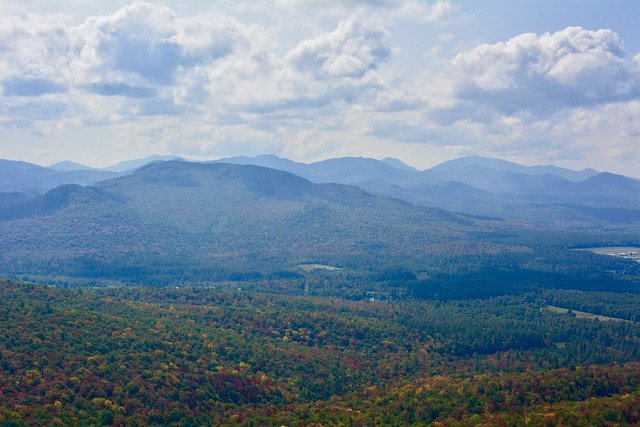 Haystack Mountain - September 2017