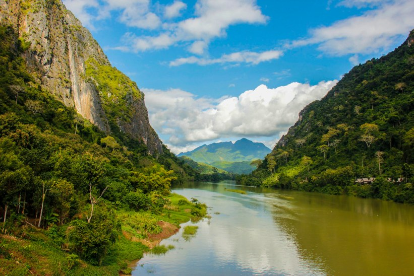 landskaberne i Laos