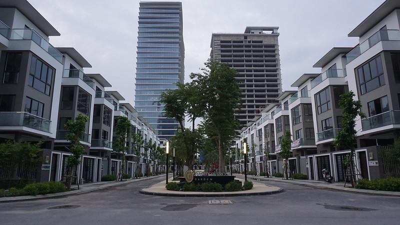 Dự án Hà Đô Centrosa Garden - Quận 10