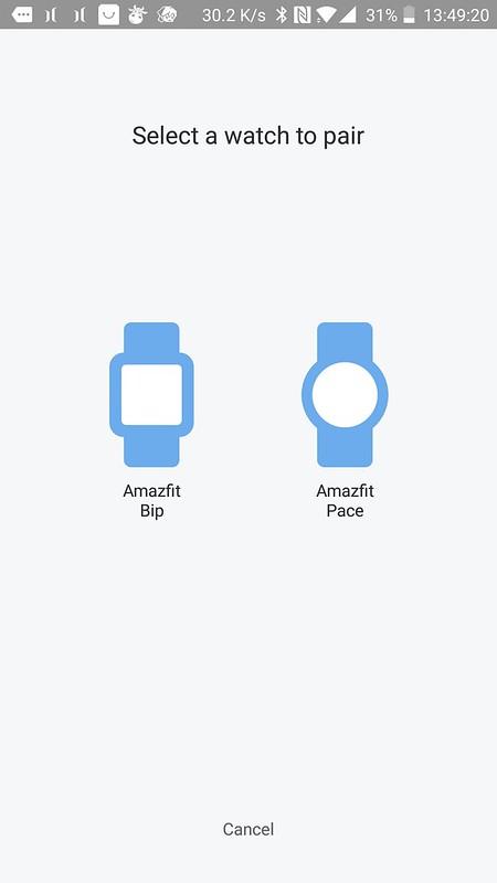 Xiaomi Huami AMAZFIT Bip030