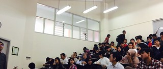Welcome to my class with the Class of 2014. Geology undergrad program, Institut Teknologi Bandung.