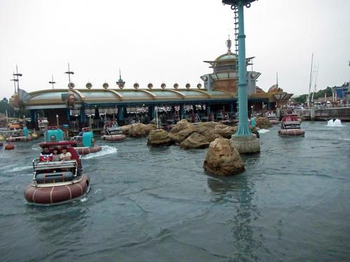 Aquatopia in Port Discovery