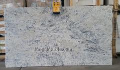 Ice White Granite slabs for countertop