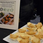 The Gluten Free Meal Co - vegetable samosas