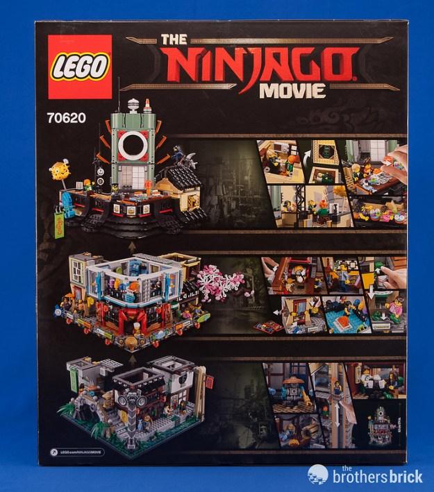 The Lego Ninjago Movies Largest Set 70620 Ninjago City Review