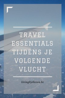 Travel essentials vlucht