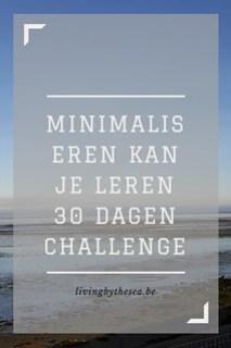 minimaliseren challenge