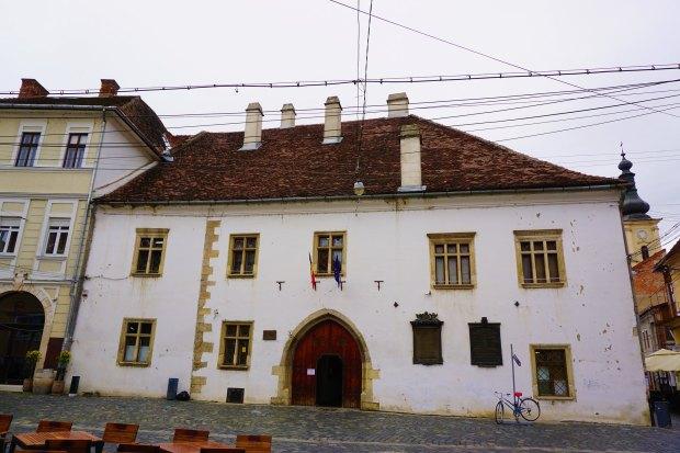 Casa Matei (Matthias Corvinus House)
