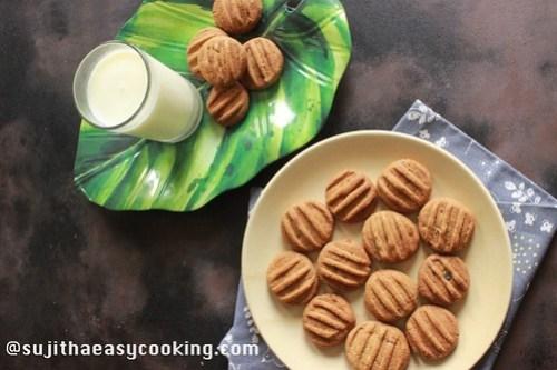 Jackfruit flour Cookies3