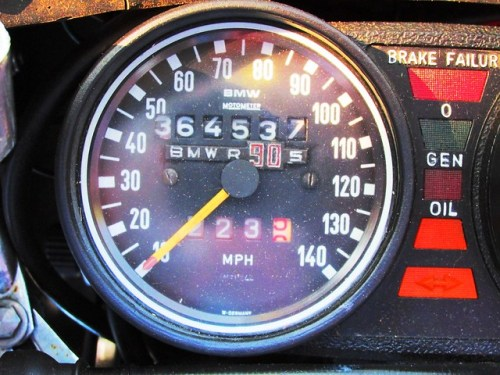 300,000+ Mile Custom R90S
